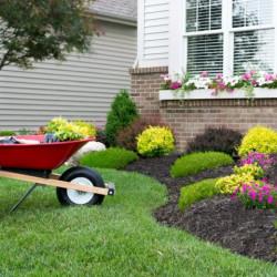 Paisajismo en jardines